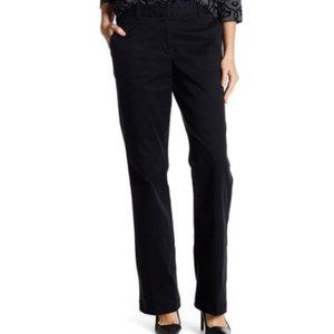 Lands' End Chino Trousers in Black